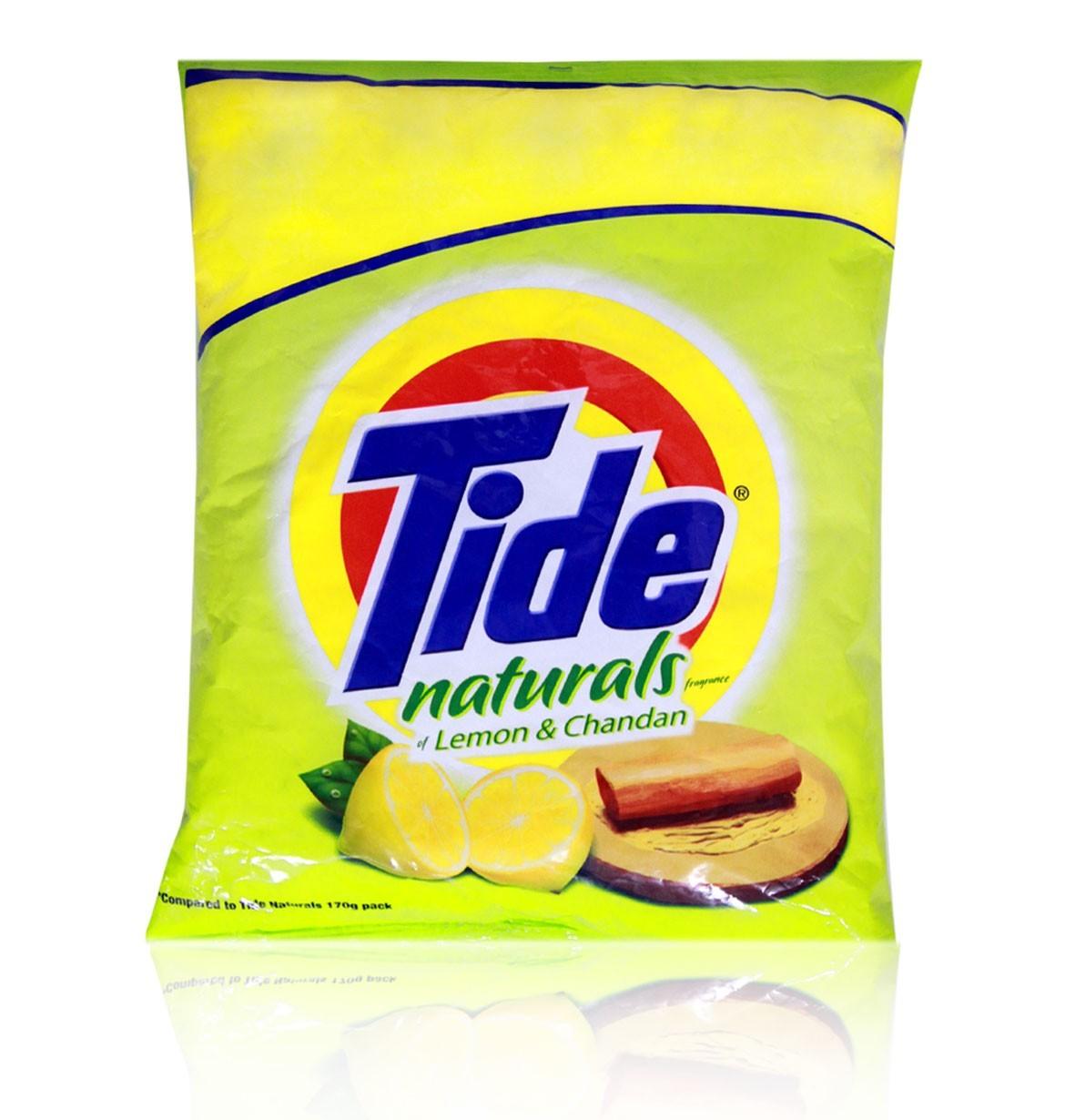 Tide Naturals Lemon And Chandan 500g Order Online