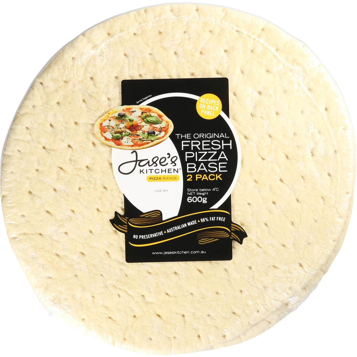Picasso Kitchen Pizza Base Review