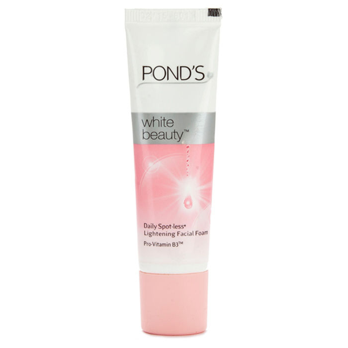 Ponds white beauty facial
